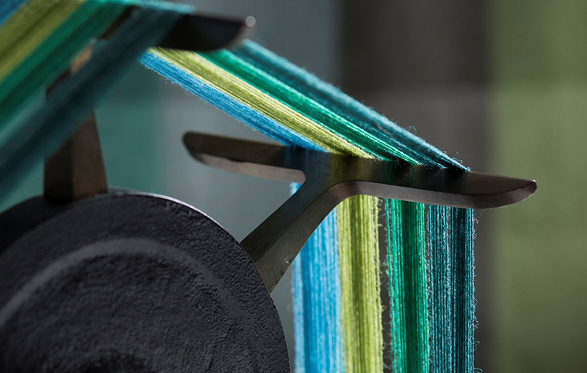Textile upholstery