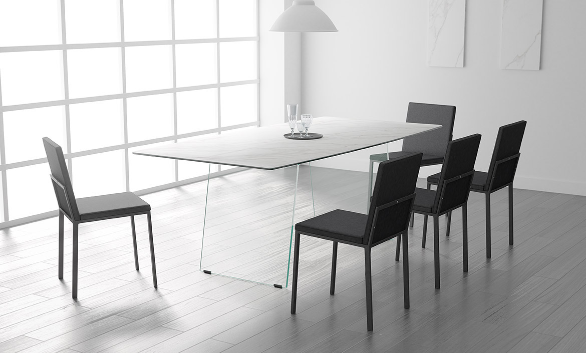 Table domo cancio muebles for Domo muebles