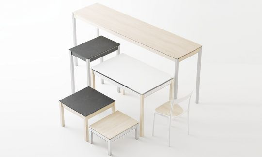 Table Multipla