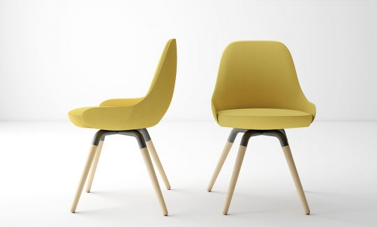 Nuba L lounge chair