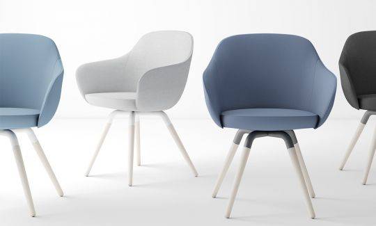 Nuba XL lounge chair